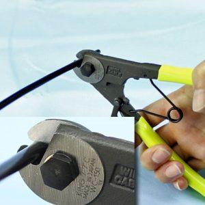 WC-150 cắt các loại dây cáp