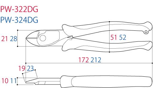PW-322DG Mô tả