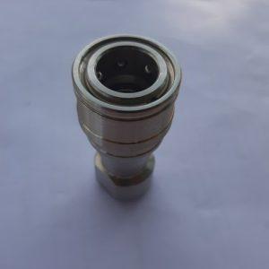 KS-2S Đầu-nối-nhanh-thủy-lực-inox-NKC-