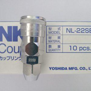 Đầu nối nhanh NL-22SB