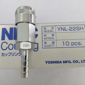 Đầu nối nhanh tự động YNL-22SH