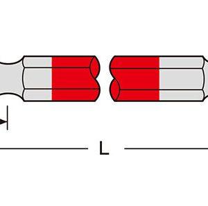 Mũi vít 2 đầu Anex ACPM-1065