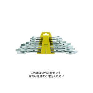 Bộ cờ lê 2 đầu miệng L-7000 Top Kogyo