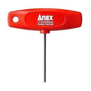 Tô vít lục giác tay cầm chữ T No.3200-H6x160 Anex