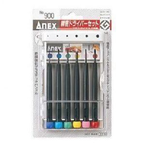 Bộ tô vít sửa chữa điện tử No.900 Anex